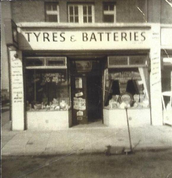Southall Discount Tyres Est.1963